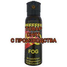 Аэрозольный газовый (перцовый) баллончик PFEFFER KO FOG, 100 мл